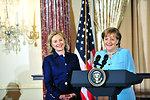 German Chancellor Merkel Delivers Remarks