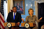 Secretary Clinton Meets With Qatar Foreign Minister