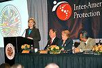 UNGA 2009: Secretary Clinton Speaks at Inter-American Social Protection Network