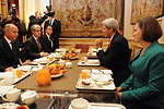 Secretary Kerry Meets With Foreign Minister Fabius