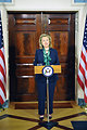 Secretary Clinton Delivers Remarks on the Death of Osama bin Laden