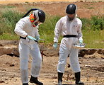 USAID Dioxin Contamination Project Progress: Soil Sampling