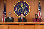 FCC Chairman and Commissioners - March 2012