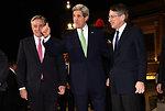 Secretary Kerry and Ambassador Thorne Meet With Italian Foreign Minister Terzi