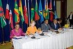 Secretary Clinton Participates in CARICOM Ministerial Meeting