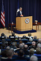 Secretary Kerry Delivers Remarks at the Foreign Affairs Day Celebration