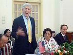 U.S. Under Secretary of State Robert Hormats