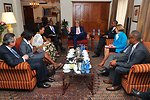 Secretary Kerry Meets With Group of Business Leaders in Ethiopia