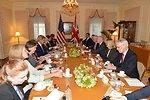 Secretary Kerry Meets With UK Foreign Secretary Hague