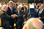 Secretary Kerry Attends the World Economic Forum