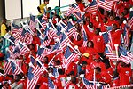 South African Students and U.S. Mission to South Africa Families Cheer on the U.S. National Soccer Team