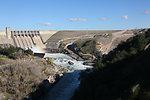 Folsom Dam Water Release