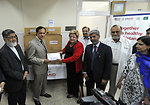 U.S. strengthens Pakistan's ability to deliver quality health care