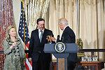 Vice President Biden Toasts the U.S.-UK Relationship