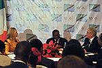Secretary Clinton Meets With Tanzanian Prime Minister Pinda and Irish Deputy Prime Minister Gilmore