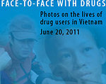 Face-to-Face with Drugs Book Launch, June 20, 2011
