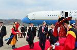 Secretary Kerry Arrives in South Korea