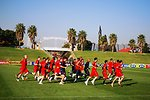 U.S. National Soccer Team Hosts Open Practice Session