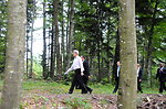 Secretary Kerry Hikes in the Swiss Mountains