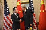 Secretary Kerry Meets With Chinese Foreign Minister Wang Yi