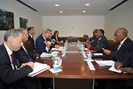 Secretary Kerry Meets With Congolese Foreign Minister Tshibanda