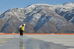 Taxiway apron nears completion at Hill Air Force Base