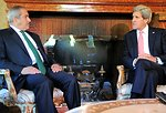 Secretary Kerry Speaks With Jordanian Foreign Minister Judeh