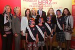 Ambassador Murphy Poses With His Family, Second Lady Biden, Chelsea Clinton, and Lord Mayor of Frankfurt Roth