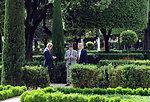 Secretary Kerry, Chief of Staff Wade, and Ambassador Thorne Work