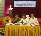 100% Condom Launch in Lao Cai