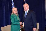 Secretary Clinton Meets With Israeli Prime Minister Netanyahu
