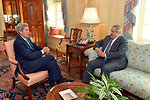 Secretary Kerry Meets With Jordanian Foreign Minister Judeh