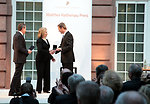 Secretary Clinton Receives the Rathenau Prize