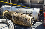 Replacing buoys for safer river navigation