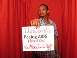 The World is FACING AIDS head on... Will you Join the Fight?