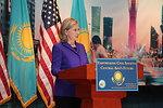 Secretary Clinton Responds to a Question