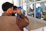 Patients receive methadone treatment in Dien Bien