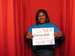 Say Y.E.S. FACING AIDS to knowing YOUR Status!