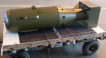 Atomic bomb returns to Air Force Museum