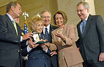 WASPs awarded Congressional Gold Medal