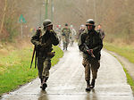 Airmen participate in 32nd Annual Bastogne Historic Walk