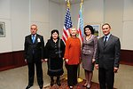 Secretary Clinton Meets With Uzbek Civil Society Organization Members