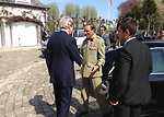 Secretary Kerry Welcomes Pakistani Chief of Army Staff General Ashfaq Kayani