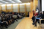 Secretary Clinton Addresses Girl Scouts in Honor of the International Day of the Girl