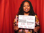 I'm Positively Sure I'm Negative! ARE YOU? Take the Test! National HIV/AIDS Strategy.