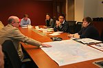 Corps discusses watershed approach with Thai Delegation