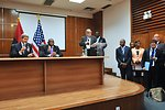 Secretary Kerry, Angolan Foreign Minister Chikoti Address Reporters After Meeting in Luanda