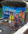 Life Jacket Trade-in Day 2013