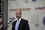 Tony Jones Speaks at GW University Hospital About MBANs