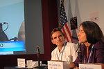 Ambassador Pascual Listens to CEIBA's Julia Carabias Lillo
